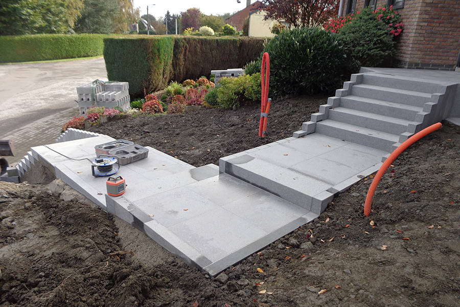 Thill Constructions - Aménagements extérieurs