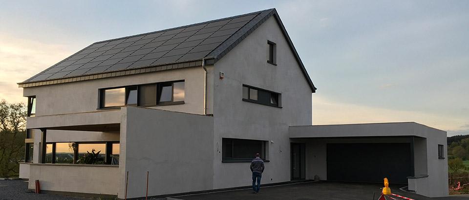 Thill Constructions à Doncols au Luxembourg